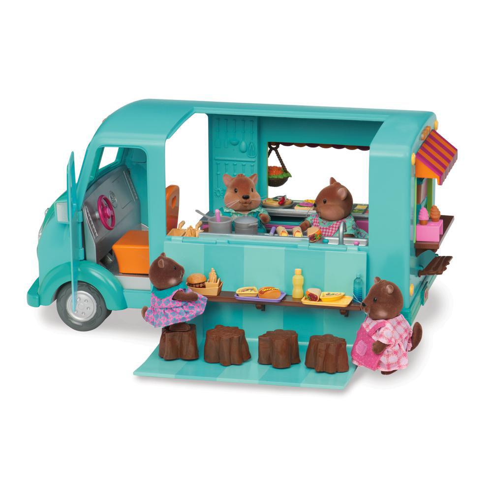 Li'l Woodzeez Food truck refresh