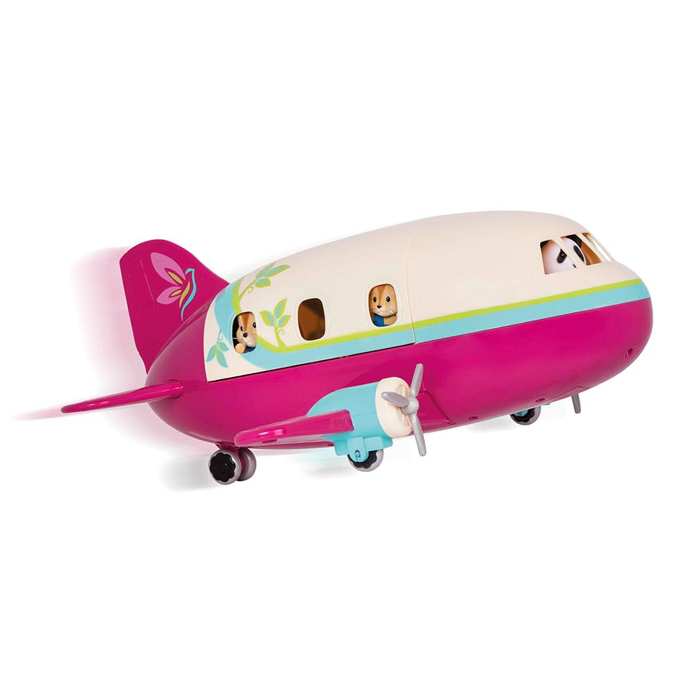 Li'l Woodzeez Airplane refresh