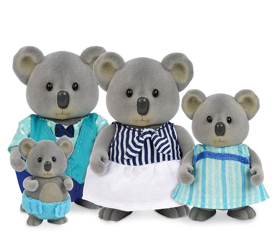 Li'l Woodzeez Famille de koalas