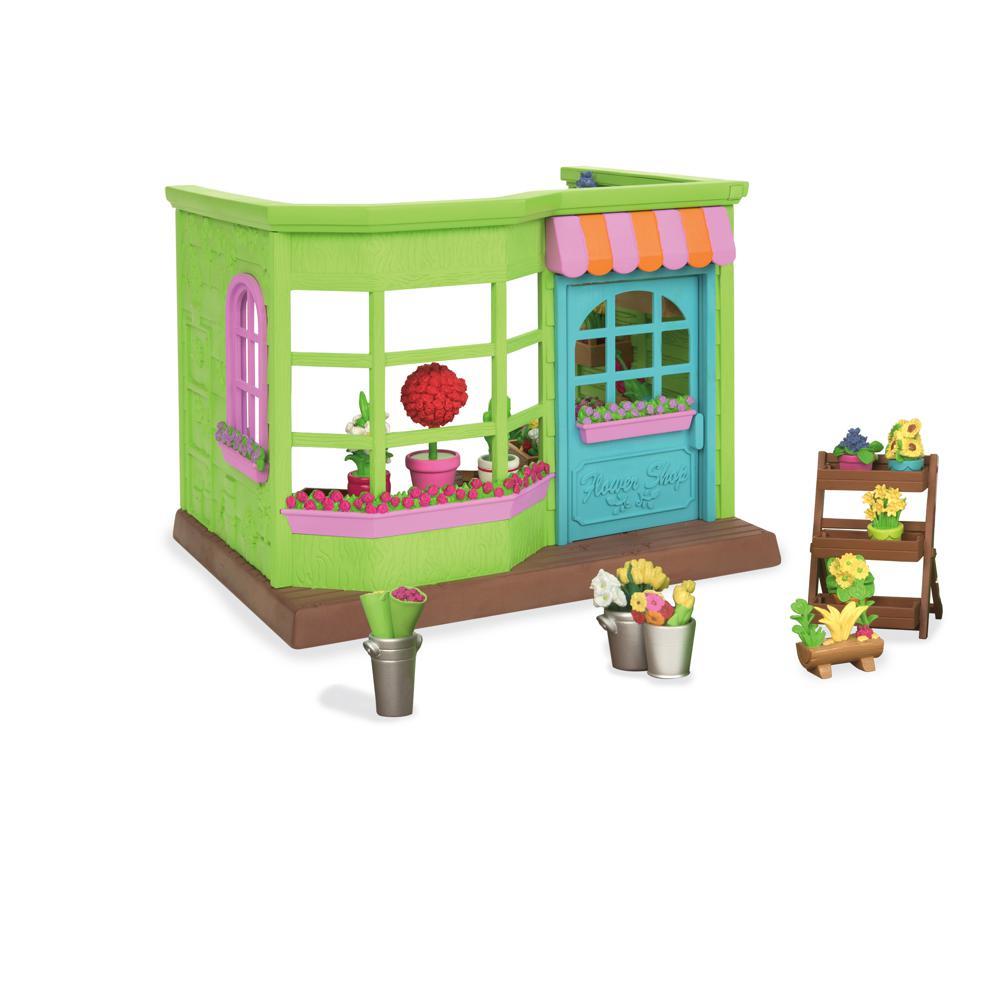 Li'l Woodzeez Li'l Blossoms Flower shop