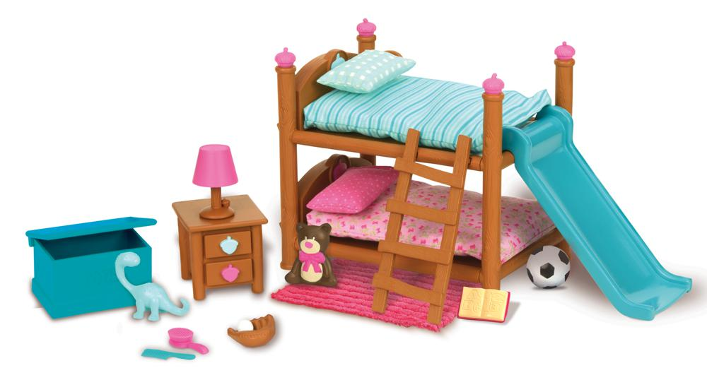 Li'l Woodzeez Bunk beds, kids room set