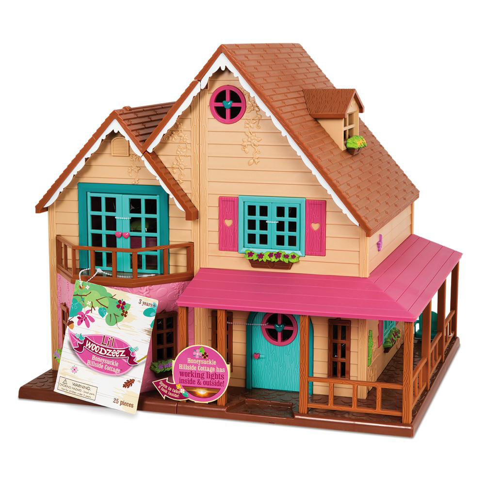 Li'l Woodzeez Maison cottage