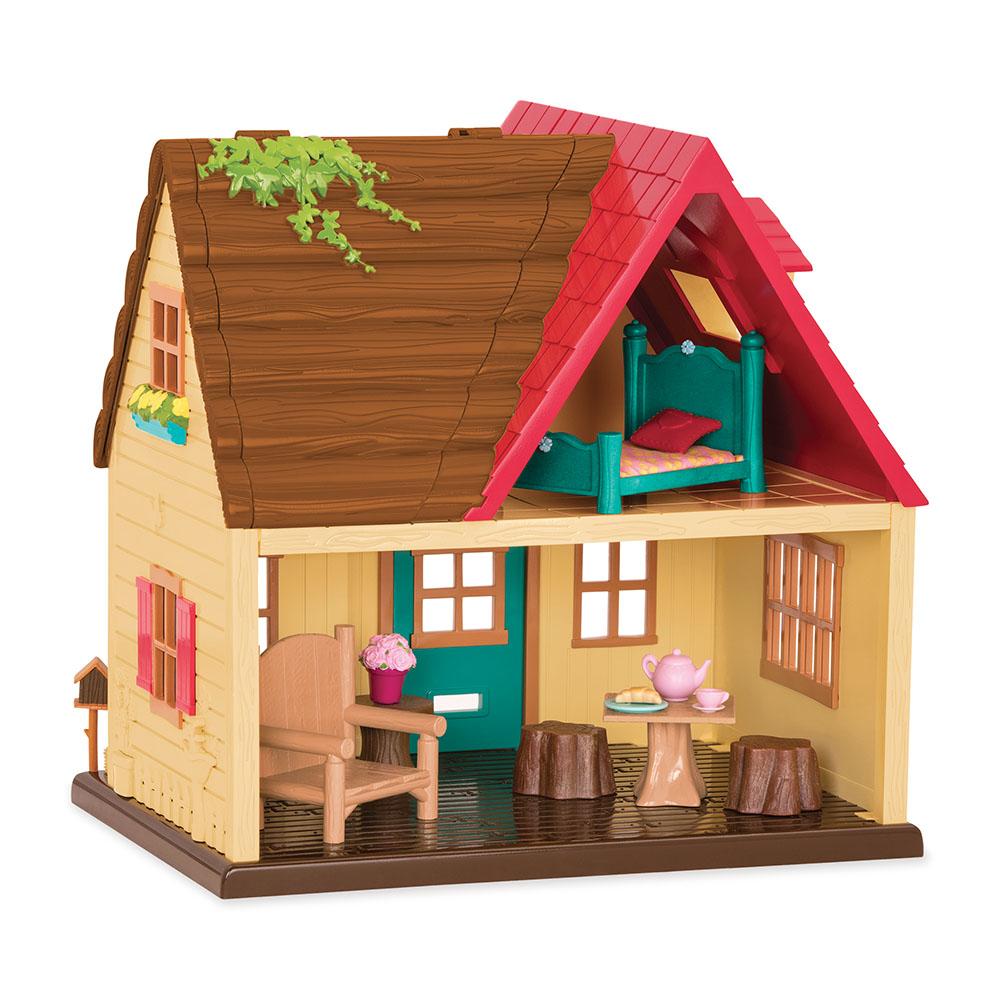 Li'l Woodzeez Maison de campagne