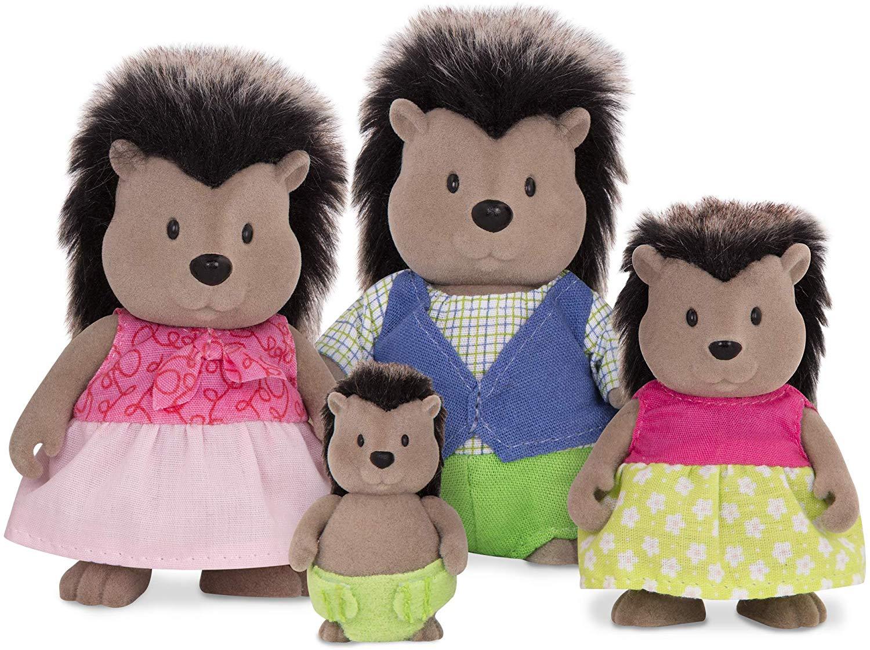 Li'l Woodzeez Porcupine family