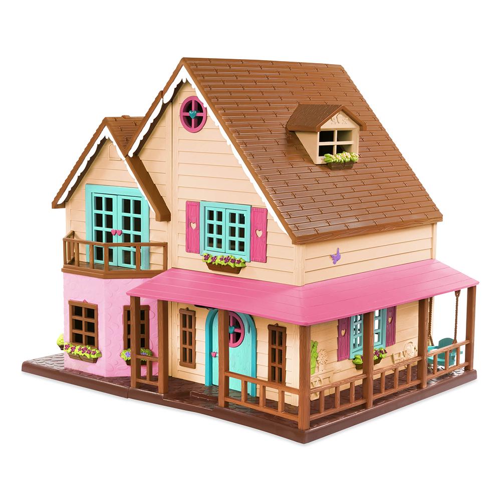 Li'l Woodzeez Large Cottage House