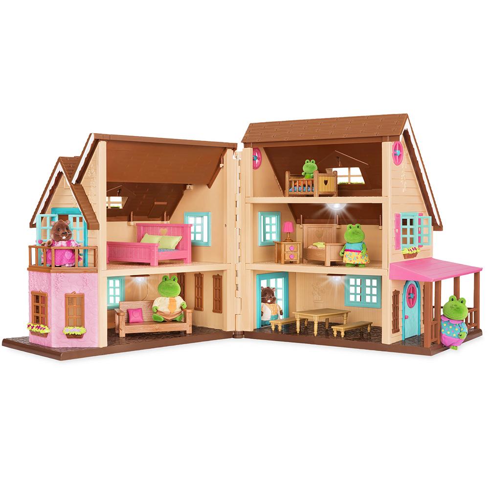 Li'l Woodzeez Maison cottage