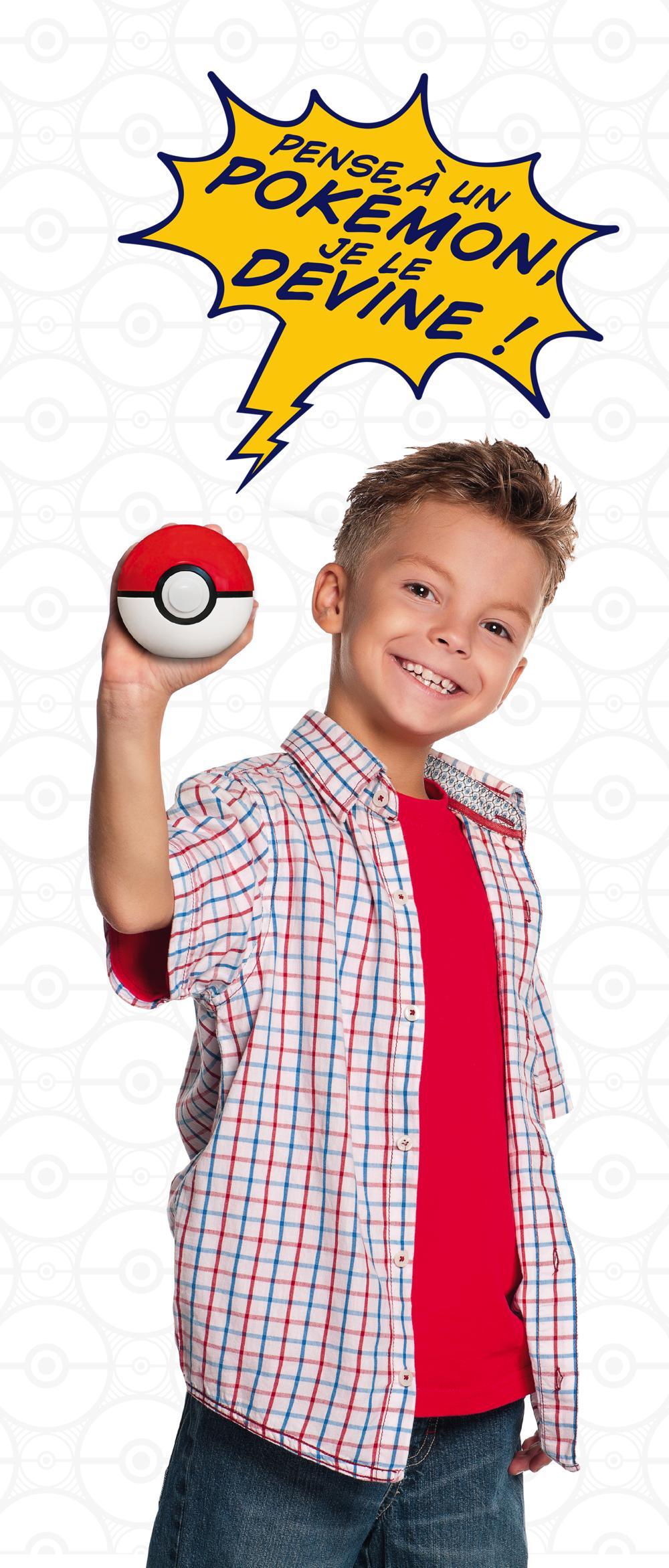 Jeu Pokemon Dresseur - Guess Version Française